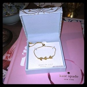 New in box Mia Fiore Made in Italy Gold bracelet